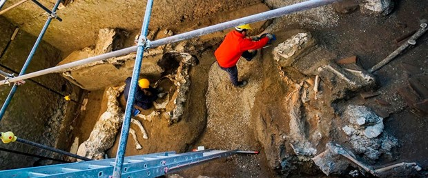 pompeii at kalıntısı