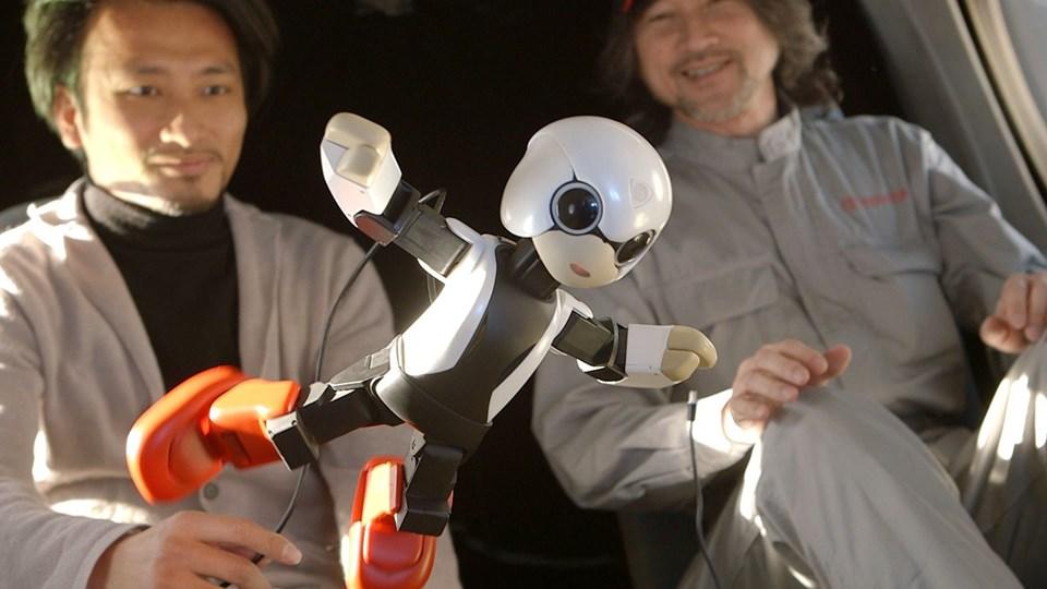 1 kg ağırlığında ve 34 cm boyunda olan robot, 2013'te uzay istasyonuna gönderilmişti.
