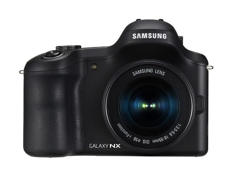 Samsung Galaxy NX kamerasını tanıttı