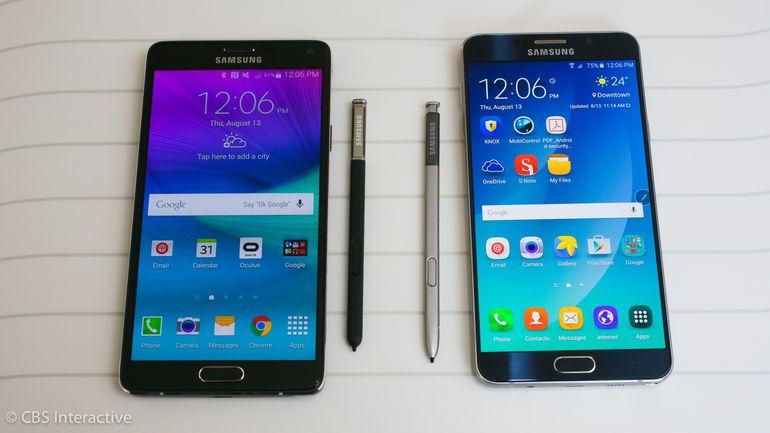 Galaxy Note 5 (700 dolar)