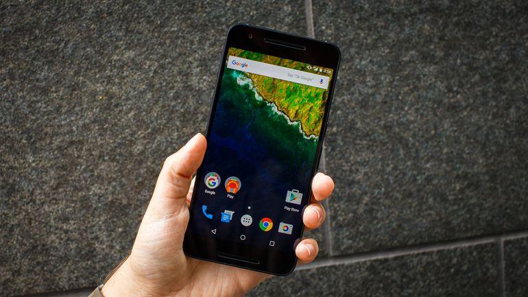 Google Nexus 6P (500 dolar)