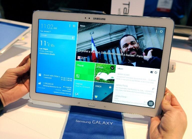 Samsung yeni nesil tabletini tanıttı