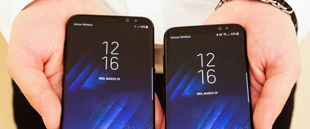 Samsung'dan Galaxy S8 güncellemesi