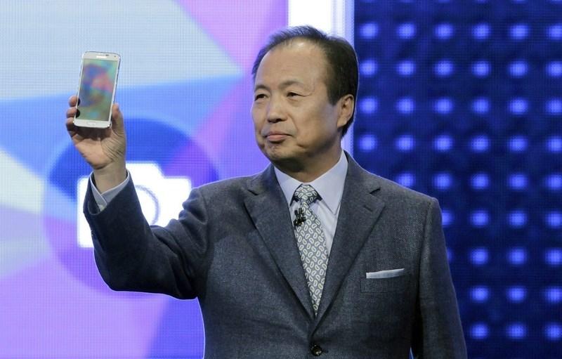 Samsung'dan gövde gösterisi
