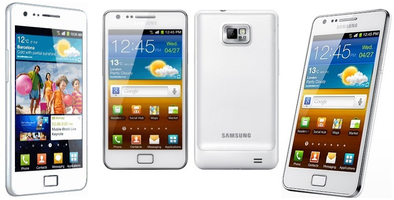 Samsung Galaxy S2 (2011)