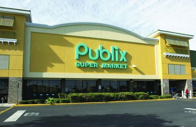 3. Publix Super Market