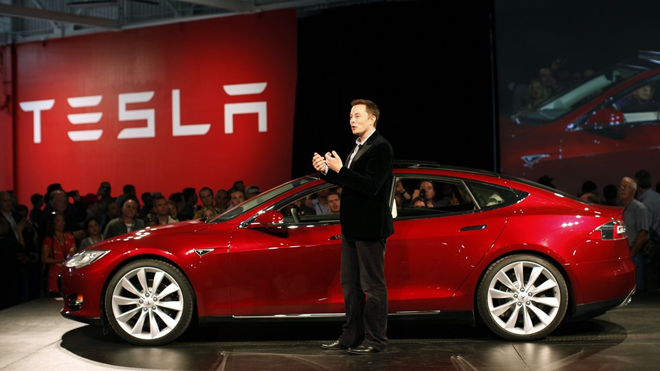 9. Tesla