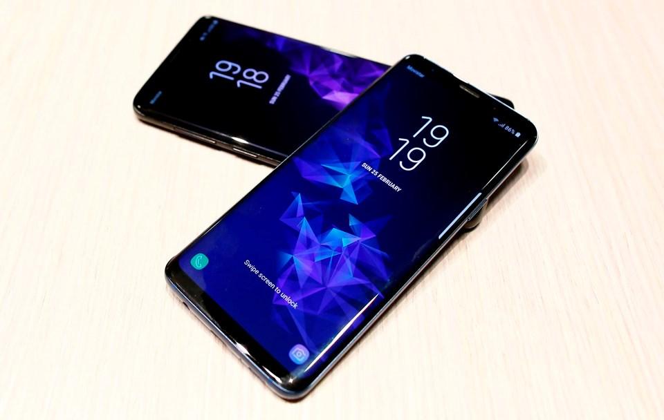 samsung, s9 fotoğrafı, yeni telefon