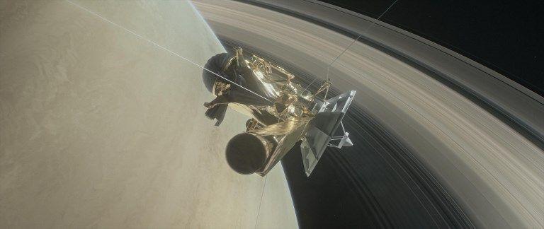 Satürnün halkaları hızla yok oluyor