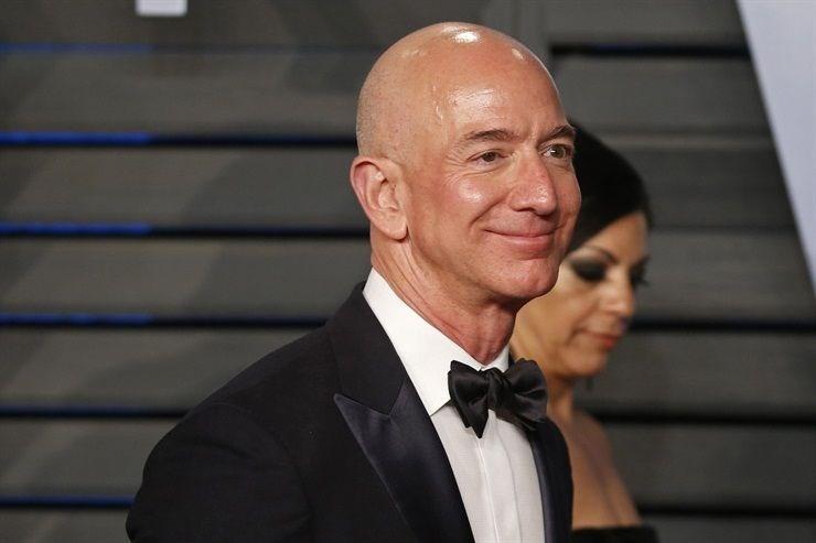 JeffBezos, amazon kurucusu, dünyanın en zengini