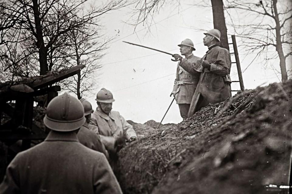 Birinci Dünya Savaşı'nda kullanılan Alman üniformaları neyden yapılmıştı?