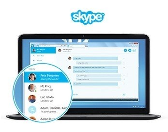 'web.skype.com' henüz ülkemizde kullanıma girmedi.