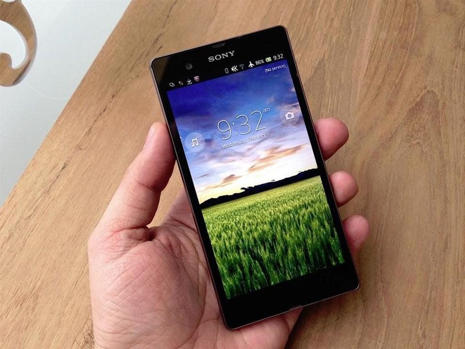 Sony, Xperia Z ile 'süper telefon' dönemini açıyor