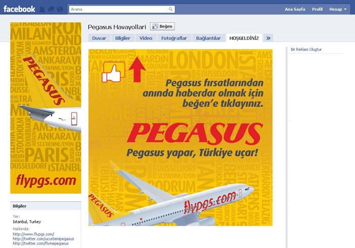 25 - Pegasus Havayolları