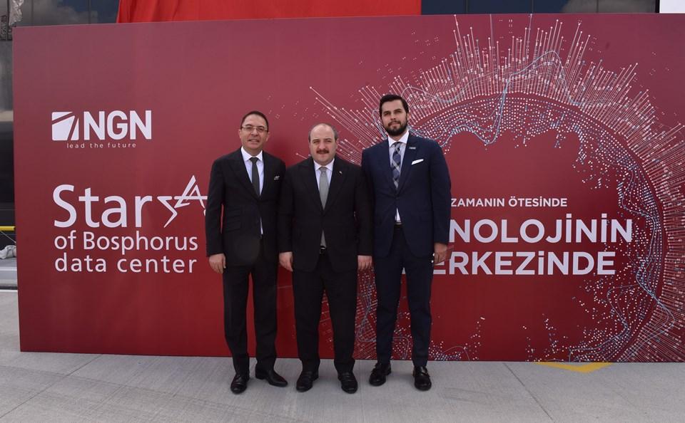 İnanç Erol-Mustafa Varank-Taha Tosun