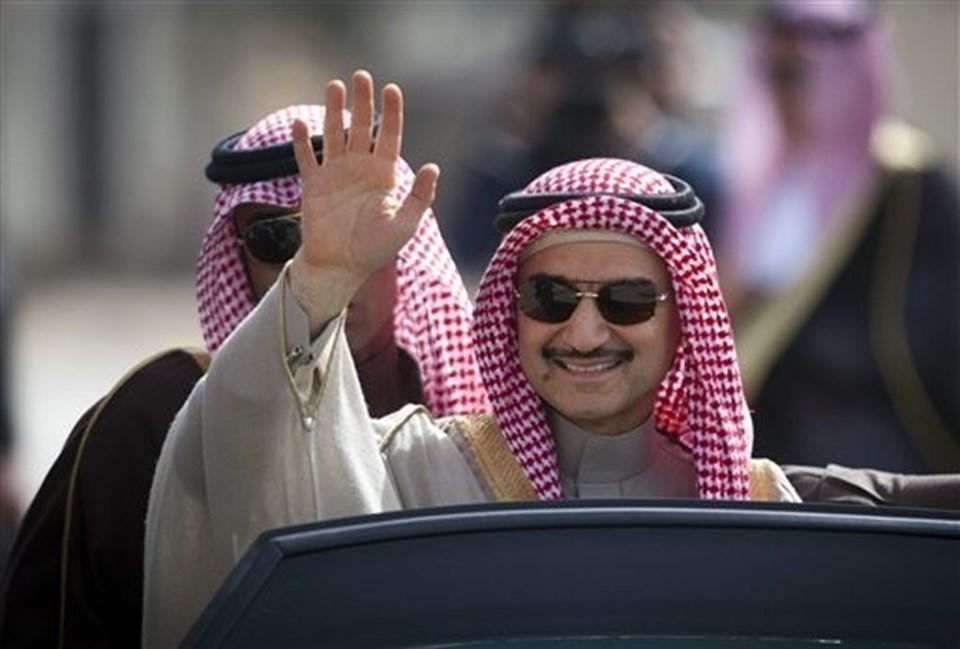Suudi Prens El-Velid bin Talal, bu satın almanın ardından şirketin kurucu ortaklarındanDorsey'den daha fazla hisseye sahip oldu.