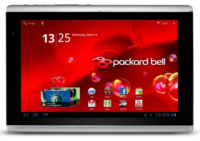 10. Packard Bell Liberty Tab
