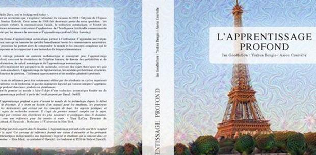 800 sayfalık kitap yapay zeka ile İngilizce'ye çevrildi