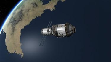 Tiangong-1 Düşüşe Geçti