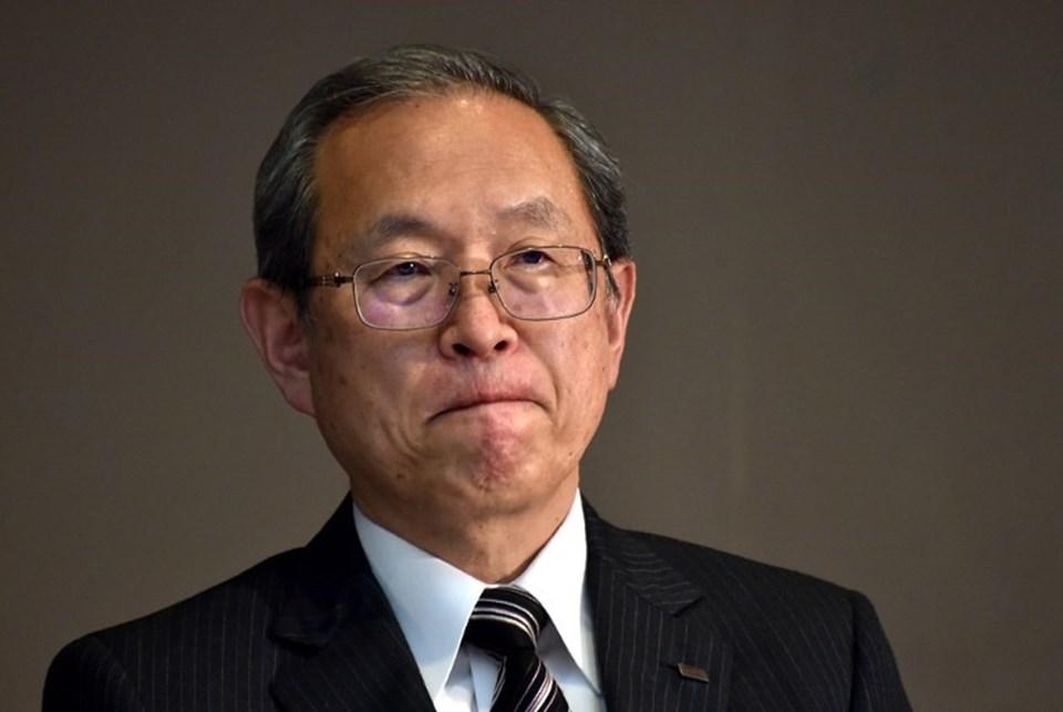 Toshiba Şirketler Grubu CEO'su Satoshi Tsunakawa