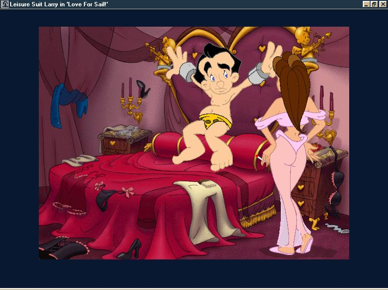 Leisure Suit Larry: Love for Sail!