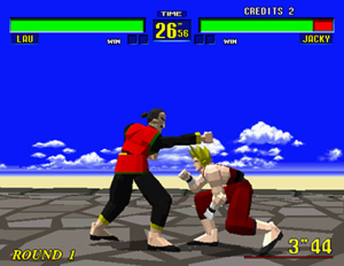 Virtual Fighter 2