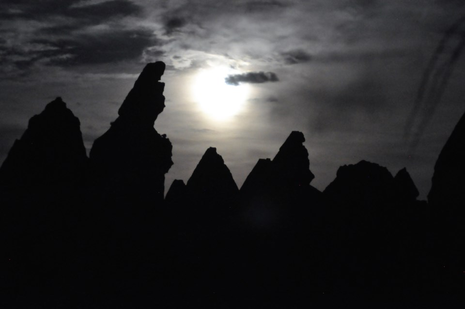 NEVŞEHİR/KAPADOKYA