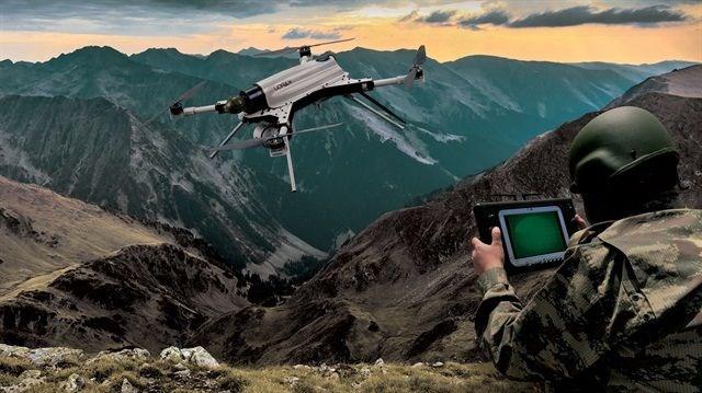 YERLİ KAMİKAZE DRONE: KARGU