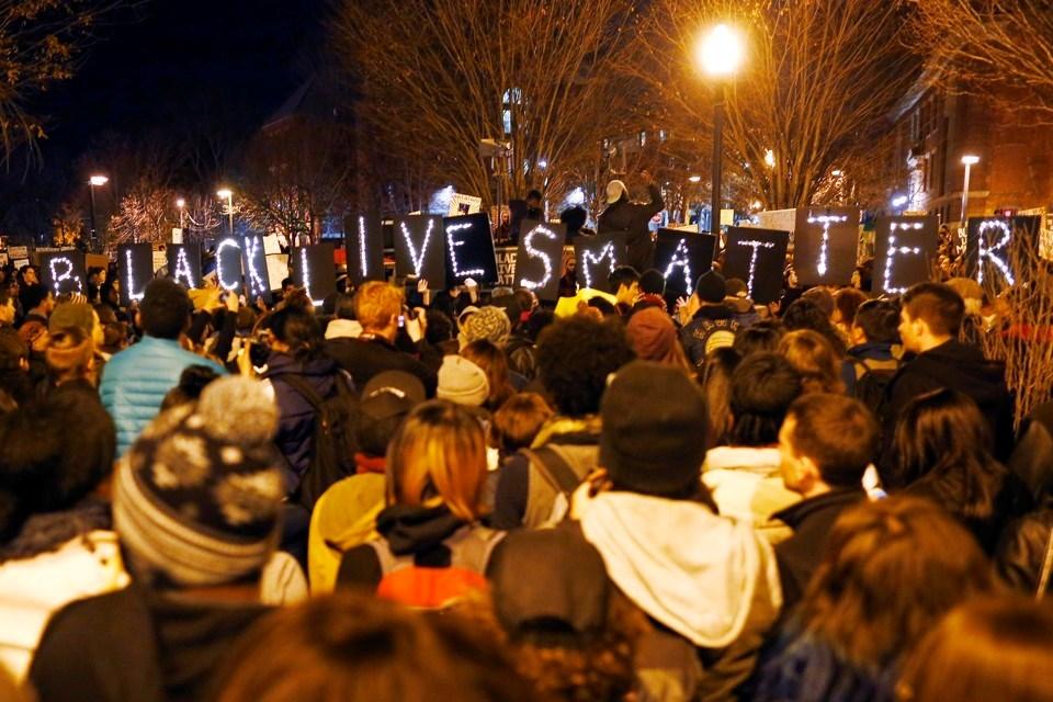 7. #BlackLivesMatter