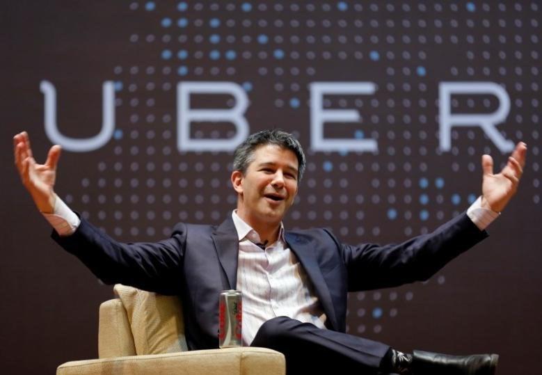 Uber'in kurucusu Travis Kalanick
