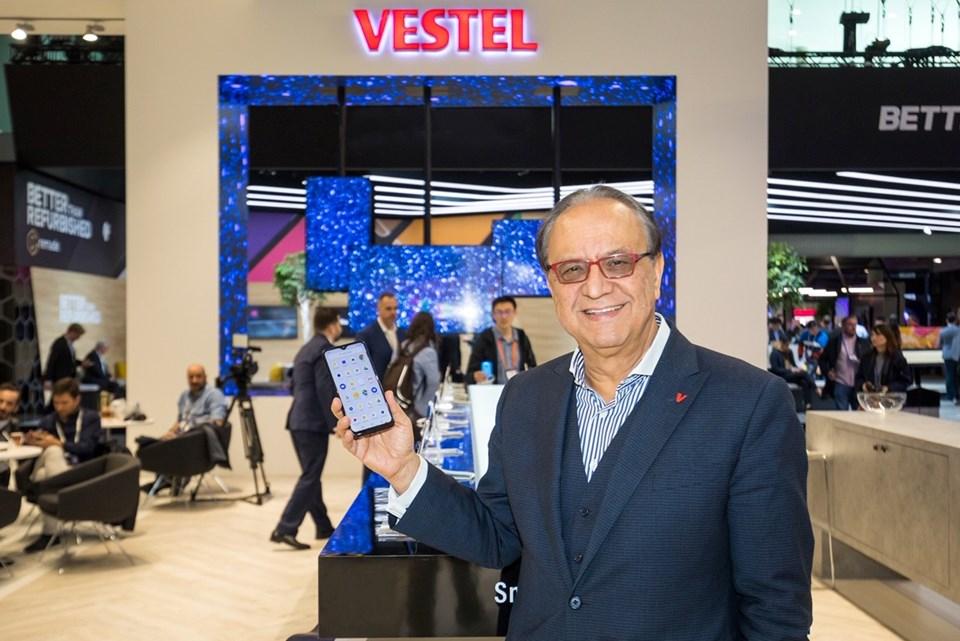Vestel Şirketler Grubu İcra Kurulu Başkanı Turan Erdoğan