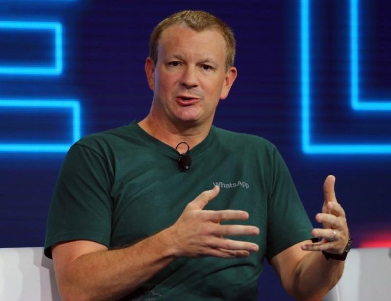 Brian Acton, 2009 senesindeJan Koum ile birlikte popüler mesajlaşma uygulaması WhatsApp'ı kurmuştı