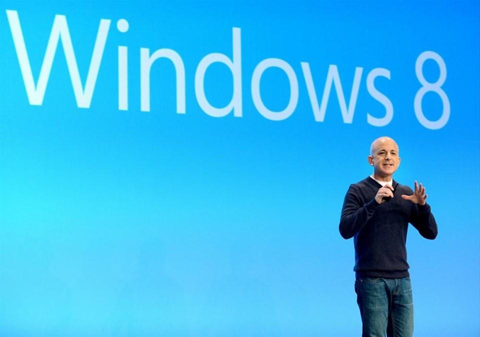 'Windows 8 büyüleyici bir tecrübe olacak'