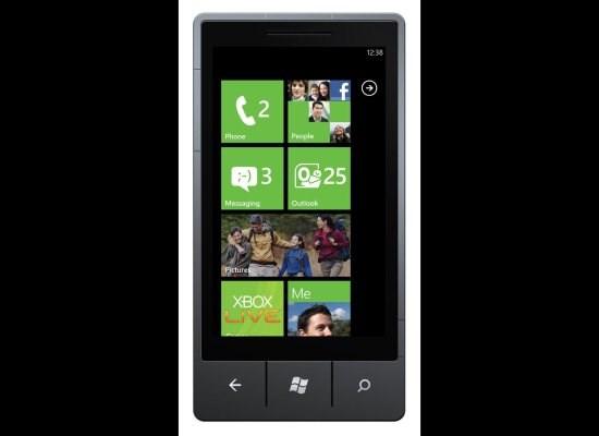 Windows Phone 7 dengeleri sarsacak