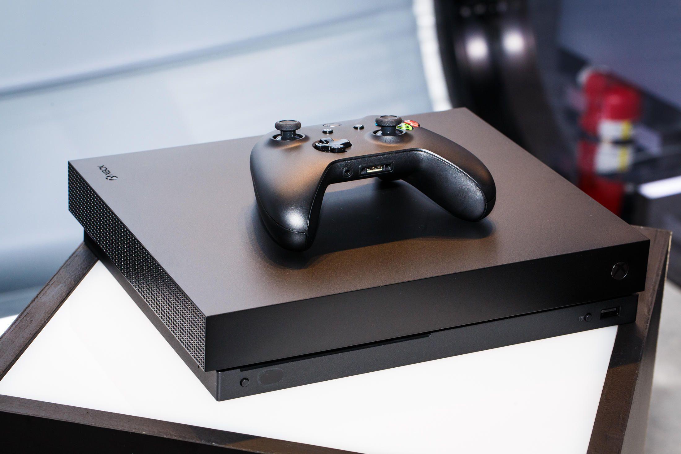Xbox One X'in Türkiye çıkış tarihi belli oldu
