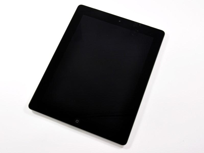 Yeni iPad'i parçalarına ayırdılar