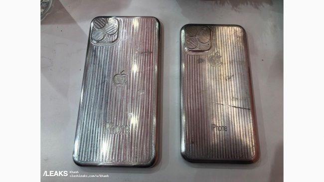iPHONE XL'DEN EN NET SIZINTI