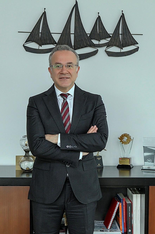 Yıldız Teknopark Genel Müdürü Prof. Dr. Mesut Güner