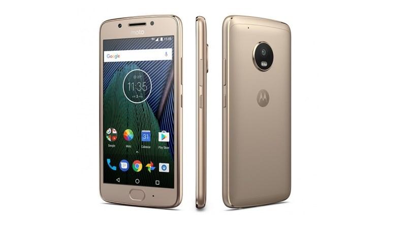 MotorolaMotoG5 Plus
