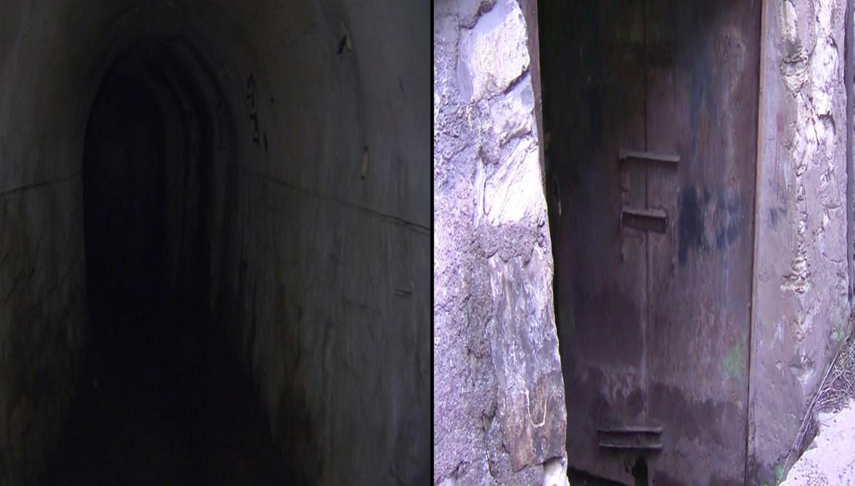 Haydarpaşa Garı'nın altında 2. Dünya Savaşı sığınağı bulundu