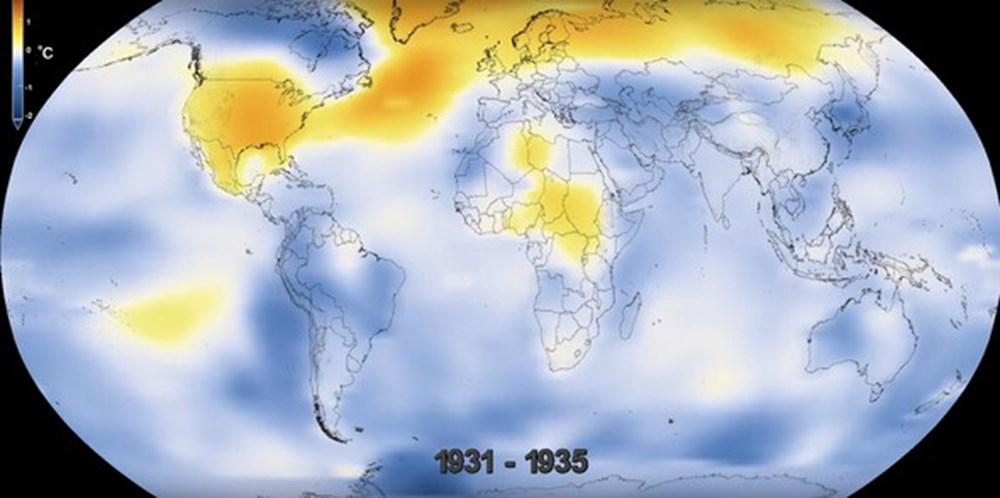 Dünya 'ölümcül' zirveye yaklaşıyor (Bilim insanları tarih verdi) - 60