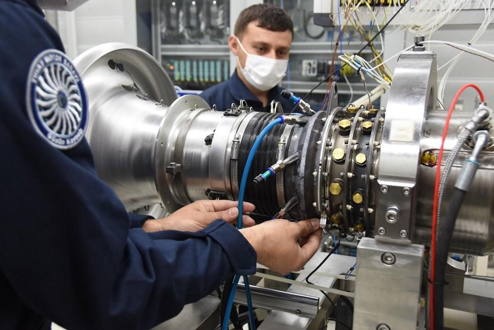 Dijital birliğin robot askeri Barkan göreve hazırlanıyor (Türkiye'nin yeni nesil yerli silahları) - 9