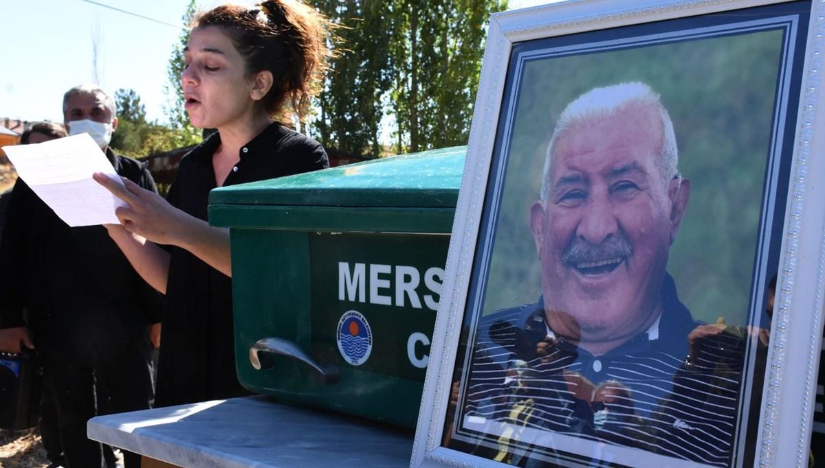 Aşık Veysel'in vefat eden oğlu Bahri Şatıroğlu son yolculuğuna uğurlandı: Babana kavuştun