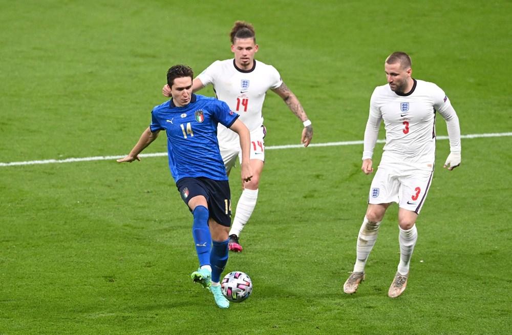 EURO 2020'de şampiyon İtalya - 5