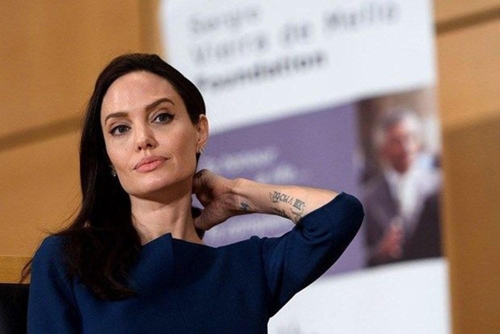 Angelina Jolie, Brad Pitt'i asla affetmeyecek - 6