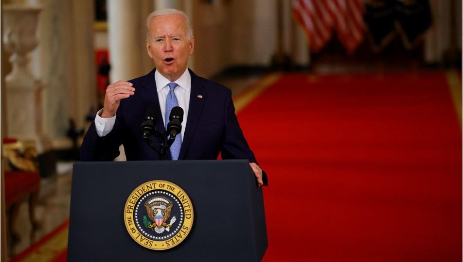 ABD Başkanı Biden çalışanlar için aşı zorunluluğunu genişletti | NTV