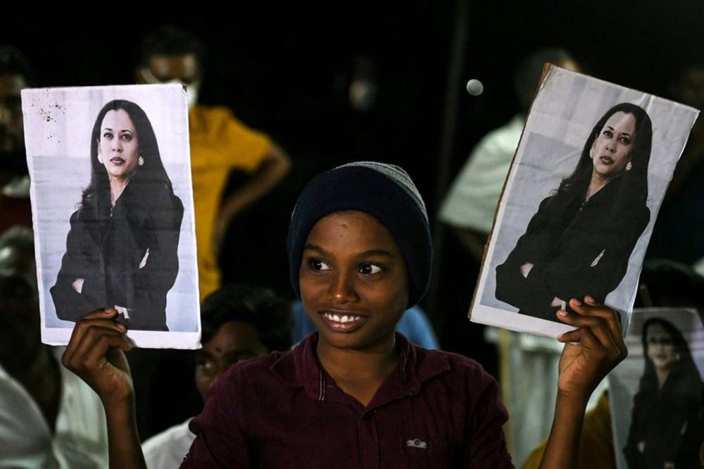 ABD tarihinin ilklerinin sahibi yemin etti: 'Kamala Harris'in köyü' büyük sevinç içerisinde - 6
