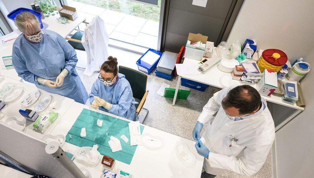 Almanya Covid-19 ile mücadele için antikor ilacı satın aldı