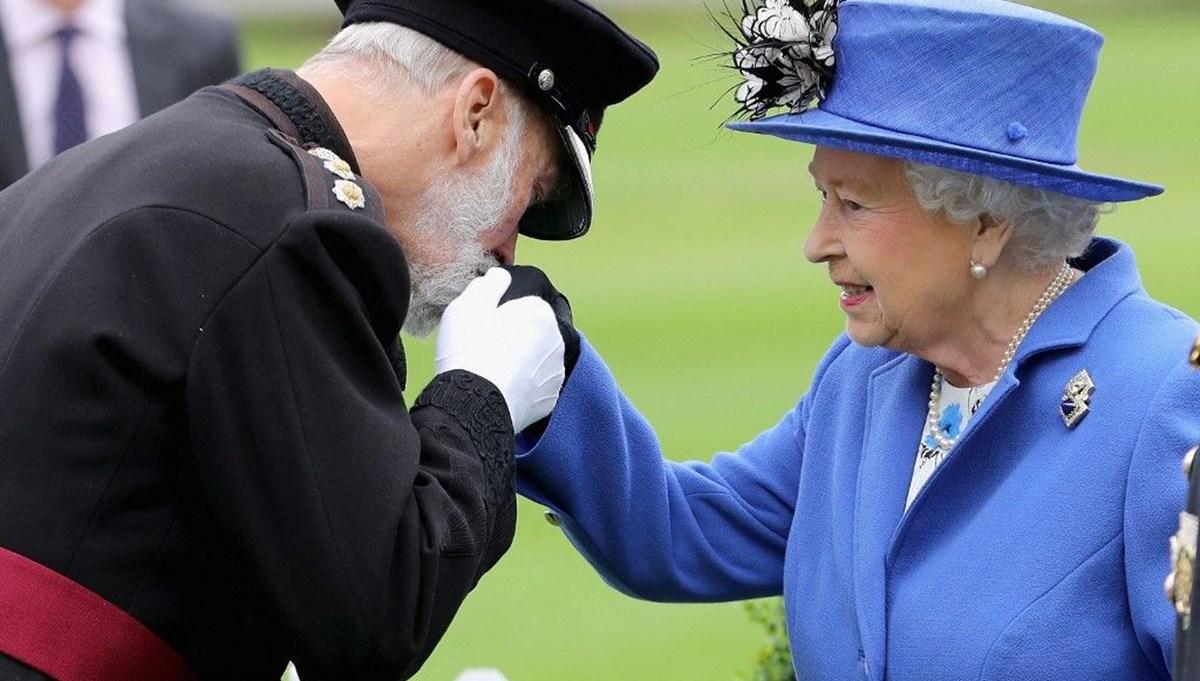 Kraliçe II. Elizabeth'in kuzeni Prens Michael'a kuzenine suçlama