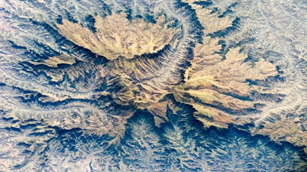 NASA Ankara'dan fotoğraf paylaştı (Astronotların gözünden gezegenimiz) - 9